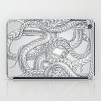 Serpentine 02. iPad Case