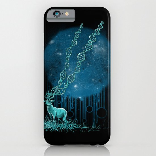 DNA Deer iPhone & iPod Case