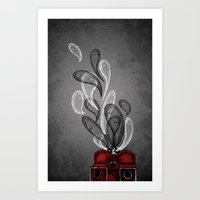 Lost Memories Art Print