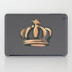 Crown iPad Case