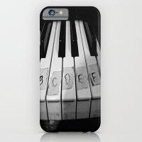 Childhood Piano iPhone 6 Slim Case