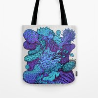 Agricultural Playground Tote Bag