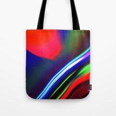 Seismic Folds Tote Bag