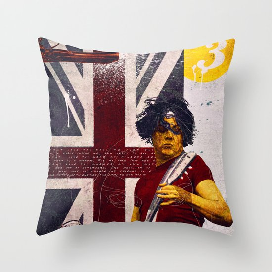 Love Interruption Throw Pillow