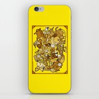 end of the world party (commemorative edition) iPhone & iPod Skin