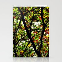 Leaves and Branches 2 Stationery Cards