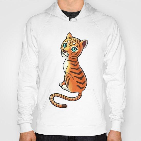 Tiger Cub Hoody