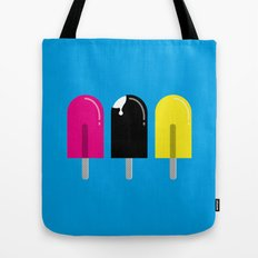 Ice pops Tote Bag