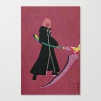 Marluxia Canvas Print