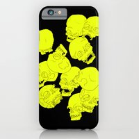 Neon Skulls iPhone 6 Slim Case