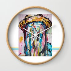 Dr. Sole Wall Clock