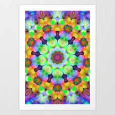 Day Trippers Art Print