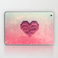 Interstellar Heart IV Laptop & iPad Skin