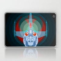 Red leader standing by Laptop & iPad Skin