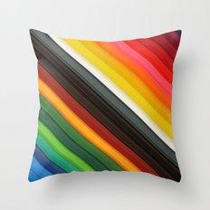 Little Rainbow Throw Pillow