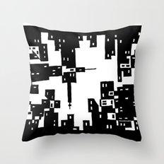 Urban Throw Pillow