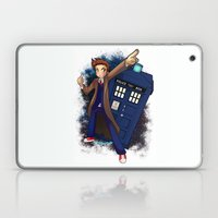 Doctor Who Laptop & iPad Skin