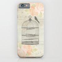 Rustic Birdcage iPhone 6 Slim Case