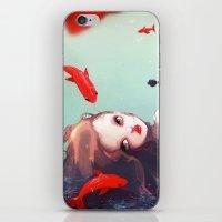 L'attente iPhone & iPod Skin