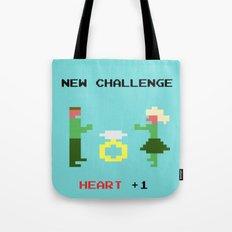 New challenge Tote Bag
