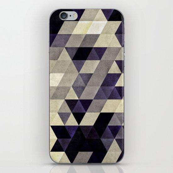 sykyk iPhone & iPod Skin