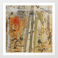 Abstract #61 Art Print