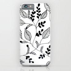 Flower pattern #1 iPhone 6 Slim Case
