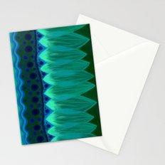 Blue Lotus Petals Stationery Cards