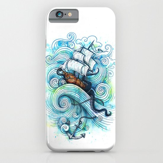 Long Journey iPhone & iPod Case