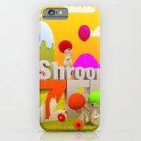 iPhone & iPod Case featuring My air Balloon by Teodoru Badiu