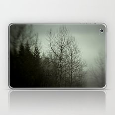 Tree mist Laptop & iPad Skin