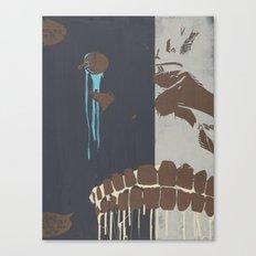CHOMP Canvas Print