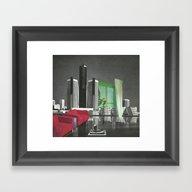 The City As Home 1 Framed Art Print