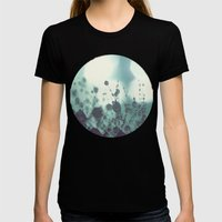 WaTER Womens Fitted Tee Black SMALL