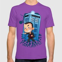 FANTASTIC! Mens Fitted Tee Ultraviolet SMALL