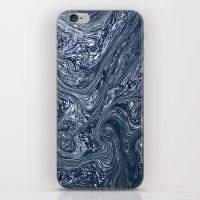 Baptism River Foam 1 iPhone & iPod Skin