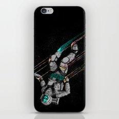 Black Hole iPhone & iPod Skin