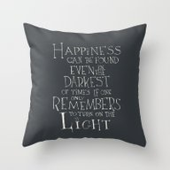 Harry Potter - Albus Dum… Throw Pillow