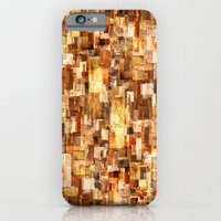 iPhone & iPod Case featuring Wall 6 by GLR67