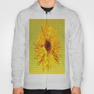 Contemporary All Yellow … Hoody