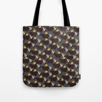 Coyote Song - Wild Spirit Tote Bag