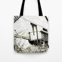 Ghosthouse Tote Bag