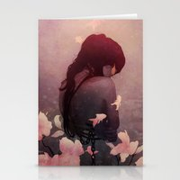 Ghost Exposure Stationery Cards