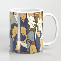 The Fellowship Of The Ri… Mug