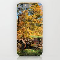 iPhone & iPod Case featuring Here I'll stay by Captive Images Photography