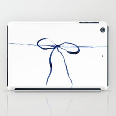Ribboned iPad Case