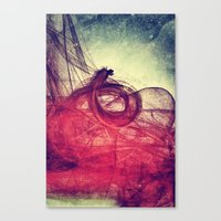 Of Your Own Doing Canvas Print