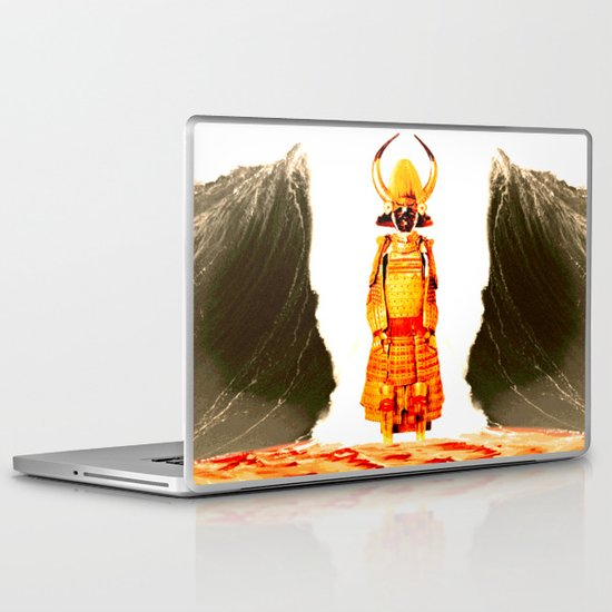 900 b.C. Laptop & iPad Skin