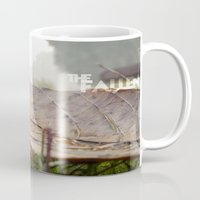 Dew Drops On A Fallen Le… Mug
