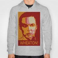WHEATON! Hoody